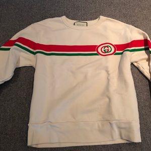 100% authentic new Gucci sweatshirt men's XS